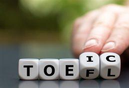 TOEIC TOEFL